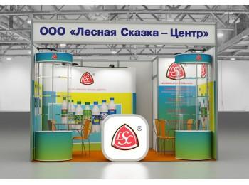 Мобильная экспозиция для компании ООО «Лесная сказка»