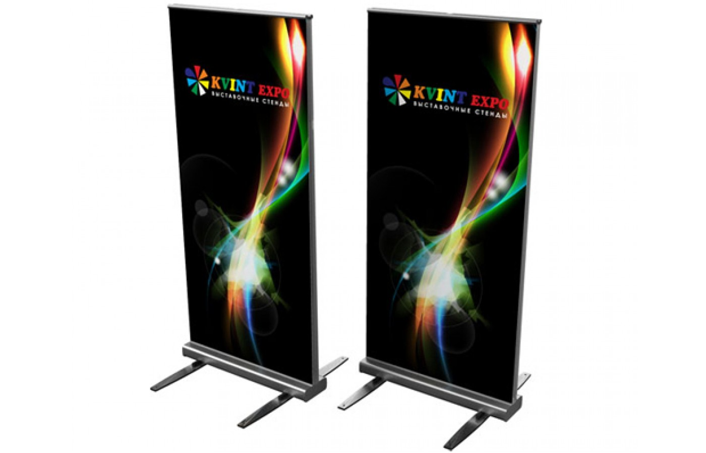 Roll-Up Expand Media Screen 2 Outdoor